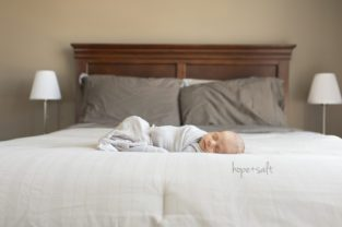 burlington newborn photographer - an in home lifestyle session for two week old baby boy Hudson and family casual natural candid moments